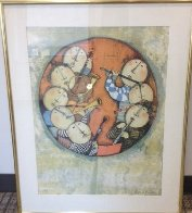 Untitled Etching Limited Edition Print by Graciela Rodo Boulanger - 2