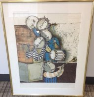 Untitled (Musicians) Limited Edition Print by Graciela Rodo Boulanger - 1