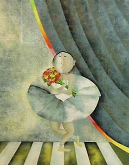 Untitled (Ballerina) Limited Edition Print by Graciela Rodo Boulanger