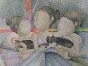 Les Petit Rats: Apres La Danse  Limited Edition Print by Graciela Rodo Boulanger - 2