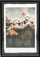 Juego De Domingo 1987 Limited Edition Print by Graciela Rodo Boulanger - 1