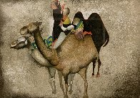 Three Camels From Animal Suite 1987 Limited Edition Print by Graciela Rodo Boulanger - 0