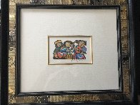 Three Musicians Limited Edition Print by Graciela Rodo Boulanger - 1