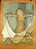 Virgo: Zodiac Suite 1976 Limited Edition Print by Graciela Rodo Boulanger - 1