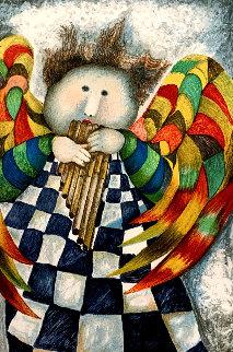 Musique Des Anges AP 1998 Limited Edition Print - Graciela Rodo Boulanger