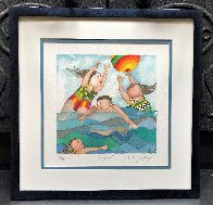 August Limited Edition Print by Graciela Rodo Boulanger - 3