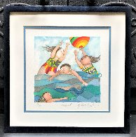 August Limited Edition Print by Graciela Rodo Boulanger - 4