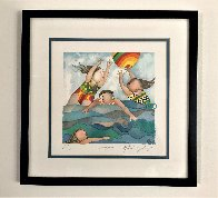 August Limited Edition Print by Graciela Rodo Boulanger - 1