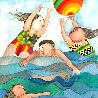 August Limited Edition Print by Graciela Rodo Boulanger - 0