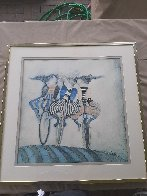 Holiday on Wheels   1976 Limited Edition Print by Graciela Rodo Boulanger - 2