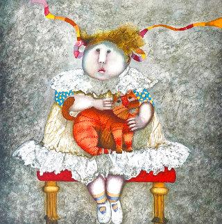 Romantique 1999 Limited Edition Print - Graciela Rodo Boulanger