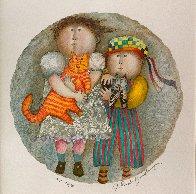 Deux Pour Deux Suite of 4 2002 Limited Edition Print by Graciela Rodo Boulanger - 3