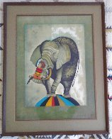 An Elephant For Kris Limited Edition Print by Graciela Rodo Boulanger - 1