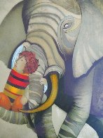An Elephant For Kris Limited Edition Print by Graciela Rodo Boulanger - 2
