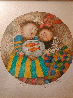 Deux Pour Deux 2002 Limited Edition Print by Graciela Rodo Boulanger - 2