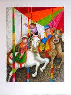 Tourne Manege 2000 Limited Edition Print by Graciela Rodo Boulanger - 1