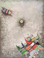 Jeu De Ballon (Balloon Game) 1980 Limited Edition Print by Graciela Rodo Boulanger - 0