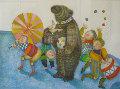 Parade 2003 Limited Edition Print - Graciela Rodo Boulanger