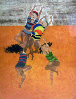 Los Domingos Limited Edition Print by Graciela Rodo Boulanger