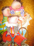 Autour Du Monde  2001 Limited Edition Print by Graciela Rodo Boulanger - 0