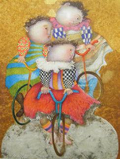 Autour Du Monde 2001 Limited Edition Print - Graciela Rodo Boulanger