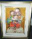 Autour Du Monde 2001 Limited Edition Print by Graciela Rodo Boulanger - 1