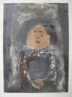 Untitled Lithograph Limited Edition Print by Graciela Rodo Boulanger
