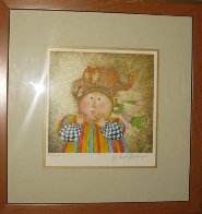 Premiers Campagnons 2000 Limited Edition Print by Graciela Rodo Boulanger - 1