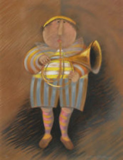 Boy and Girl Untitled, Suite of 2 Lithographs Limited Edition Print by Graciela Rodo Boulanger