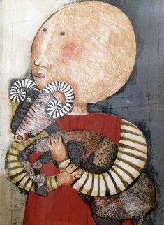 Ram Limited Edition Print by Graciela Rodo Boulanger