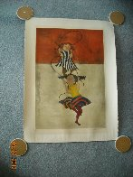 Two Girls Jumping Rope Limited Edition Print by Graciela Rodo Boulanger - 4