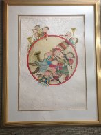 Circle of Musicians  1980 Limited Edition Print by Graciela Rodo Boulanger - 1