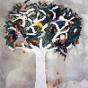 Seasons Suite of 4  1989 Limited Edition Print by Graciela Rodo Boulanger - 0