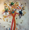 Seasons Suite of 4  1989 Limited Edition Print by Graciela Rodo Boulanger - 2