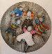 Choeur De Balancoires 1995 Limited Edition Print by Graciela Rodo Boulanger - 0
