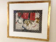 Ouverture Limited Edition Print by Graciela Rodo Boulanger - 2