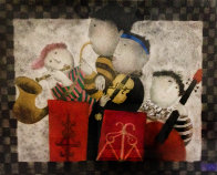 Ouverture Limited Edition Print by Graciela Rodo Boulanger - 1