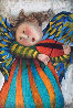 Musique Des Anges Suite of 4 1998 Limited Edition Print by Graciela Rodo Boulanger - 0