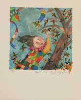 Calender 2000 Suite, Set of 12 1999 Limited Edition Print by Graciela Rodo Boulanger - 12