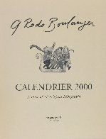 Calender 2000 Suite, Set of 12 1999 Limited Edition Print by Graciela Rodo Boulanger - 16
