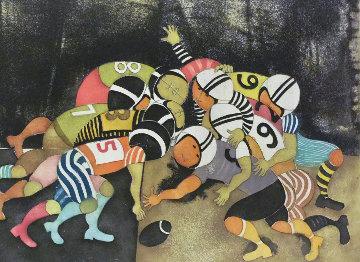 Football 1986 Limited Edition Print - Graciela Rodo Boulanger