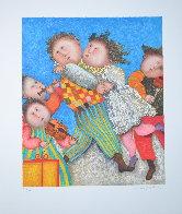 Le Premier Bal 2000 Limited Edition Print by Graciela Rodo Boulanger - 1