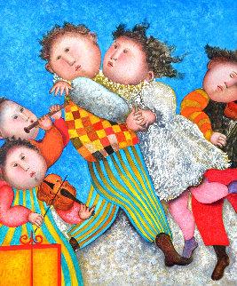 Le Premier Bal 2000 Limited Edition Print - Graciela Rodo Boulanger