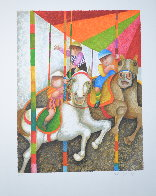 Tour Manege 2000 Limited Edition Print by Graciela Rodo Boulanger - 1