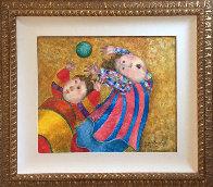 Air Libre 2000 32x29 Original Painting by Graciela Rodo Boulanger - 1