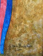 Air Libre 2000 32x29 Original Painting by Graciela Rodo Boulanger - 2