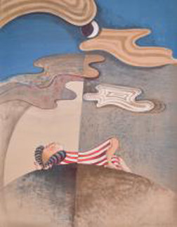 Le Ciel De Graciela 1976 Limited Edition Print by Graciela Rodo Boulanger