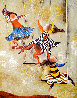 On the Swings Limited Edition Print by Graciela Rodo Boulanger - 0