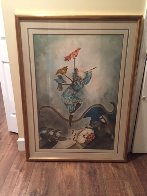 Magic Flute 1987 Limited Edition Print by Graciela Rodo Boulanger - 1