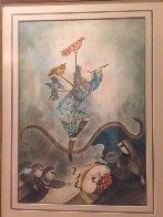 Magic Flute 1987 Limited Edition Print by Graciela Rodo Boulanger - 2